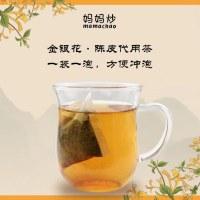 """""""茶博会""""金银花•陈皮代用茶(罐装)"""