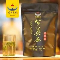 """""""茶博会""""爱新觉罗公英茶"""