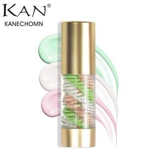 (丽人)凯莲妮芦荟冰淇淋丝滑隔离乳妆前隔离三色滋润隔离霜