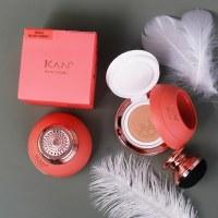(丽人)凯莲妮血橙蘑菇头气垫CC霜两色可选