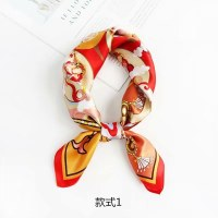 罗马风情方巾