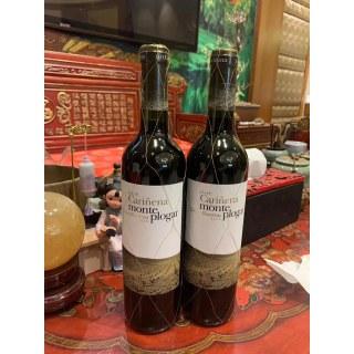 远航佳美娜红葡萄酒