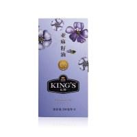 金龙鱼KING'S亚麻籽油750ML*2